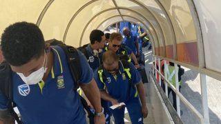 Coronavirus Pandemic: South Africa Cricketers In Kolkata For Stopover