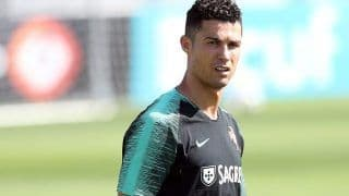 Cristiano Ronaldo Bought iMacs For Juventus Footballers After Red Card Ban