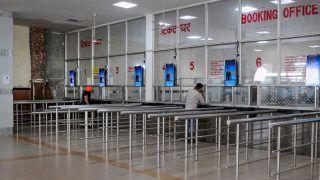 चुनिंदा रेलवे स्टेशनों पर 22 मई से खुलेंगे टिकट रिजर्वेशन काउंटर, एजेंट्स भी कर सकेंगे बुकिंग