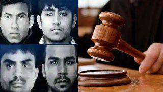 Nirbhya gangrape case:  कोर्ट गुरुवार को चारों दोषियों के खिलाफ डेथ वारंट पर फैसला कर सकती है