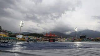 India vs South Africa, 1st ODI: Match Abandoned Without Toss Due to Rain in Dharamsala