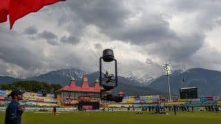 Coronavirus Outbreak: Spectators Unfazed as They Pour in For 1st ODI Between India and South Africa in Dharamsala
