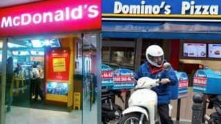 After Zomato, Swiggy, McDonalds And Dominos Introduce 'Contactless' Delivery in India