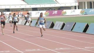 Dutee Chand Wins 200m Gold at Khelo India University Games