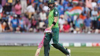 Head Coach Mark Boucher Underlines Du Plessis' Importance in Tough India Challenge