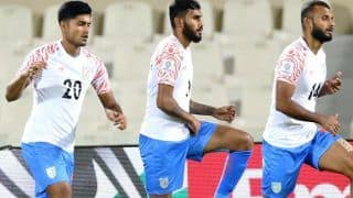 Indian Football Team Joins Hands in India's Fight Against Covid-19
