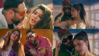 Genda Phool Song Out: Jacqueline Fernandez Looks Hot in Bengali–Punjabi Mix by Badshah