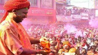 Holi In Gorakhpur: आसमान से रंग की बारिश, हवा में उड़ता गुलाल, बेहद खास होती है गोरखपुर की होली, जानें इतिहास