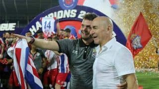Slice of History For Antonio Habas as ATK Bask in Euphoria of Third ISL Title