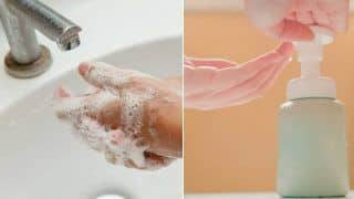 Hand Sanitizer vs. Hand-Washing: What's More Effective, Tells Dr. Rahul Tambe