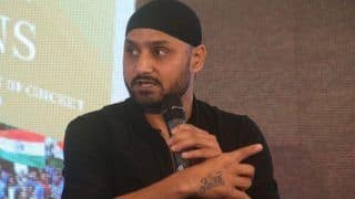 Harbhajan singh slammed people for showing violent attitude toward police 3981755