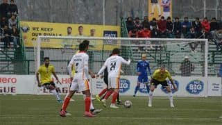 I-League: Late Perez Penalty Gives East Bengal 1-0 Win Over Real Kashmir