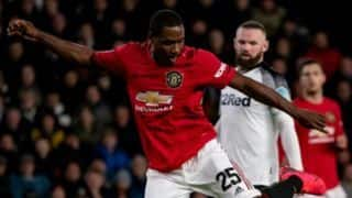 Manchester United See off Rooney's Derby County, Progress to FA Cup Quarters