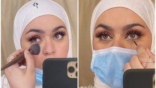 'Have Some Respect': Iraqi Beauty Vlogger Slammed After She Posts 'Coronavirus Makeup' Tutorial