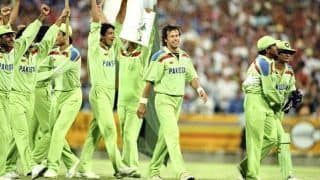 This Day That Year: Imran Khan-Led Pakistan Taste World Cup Glory Down Under