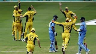 This Day That Year: Ricky Ponting Goes Berserk as India's World Cup Dreams Go Up in Smoke