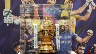 IPL 2020 Should be Played Behind Closed Doors if Unavoidable: Govt