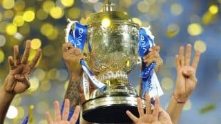 Last Chance of IPL Taking Place is If We Start by May First Week: BCCI Official
