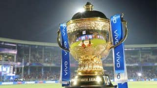 IPL 2020 Set to be Cancelled dDue to Coronavirus Pandemic: Report