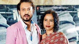 Irrfan Khan's Emotional Statement About Wife Sutapa Das: If I Get to Live, I Want to Live For Her