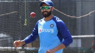 WATCH: Jadeja Finds Unique Way to Spread COVID19 Awareness Amid Lockdown