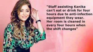 Kanika Kapoor Needs to Act Like Patient, Not Star: Hospital Director Reveals Singer is Getting Best Treatment Possible