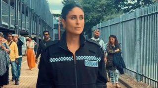 Kareena Kapoor Khan Slays 'Slo-Mo' Walk in Police Uniform on The Sets of Angrezi Medium- Watch Viral Video