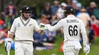 Lunch Report: New Zealand in Sight of Series Win After Bundling Out India for 124