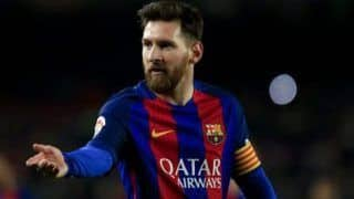 I am Fully Confident That Lionel Messi Will End His Career at Barcelona: Cesc Fabregas