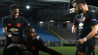 Manchester United Down LASK 5-0 in Europa League Last-16