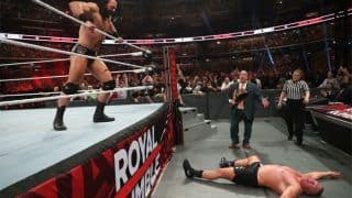 It'll Be More Like a Bar Fight: Drew McIntyre on His WrestleMania Match With Brock Lesnar