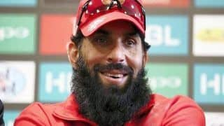 Coronavirus: Pakistan Coach Misbah-ul-Haq Wants Extension of ICC World Test Championship Cycle
