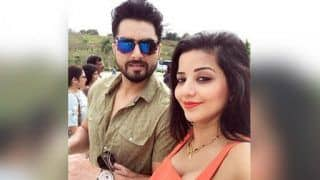 Monalisa Shares Throwback Photo With Hubby Vikrant, Says 'Once Upon A Time'