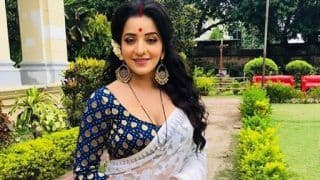 Bhojpuri Star Monalisa's Sensational Dance Moves on These 5 Holi Songs Will Make Your Day