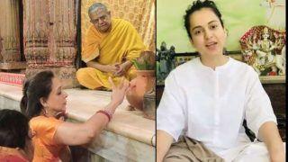 Hema Malini, Urmila Matondkar, Kangana Ranaut Ask People to Celebrate Navratri at Home Amid Coronavirus Lockdown