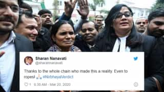 Nirbhaya Case Convicts Hanged: Netizens Celebrate And Trend #NirbhayaVerdict, Say It's a Win For All Daughters of The Country