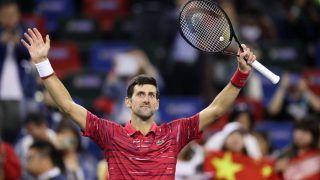 Novak Djokovic Beats Stefanos Tsitsipas to Win Fifth Title at Dubai Championships