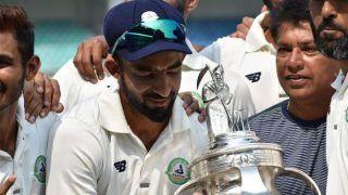 Chandrakant Pandit Appointed Madhya Pradesh Coach