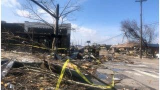 At Least 25 Dead After Tornado Rips Through Tennessee, Trump to Visit Affected Areas on Friday