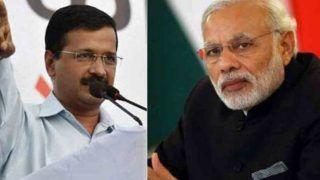 अरविंद केजरीवाल ने प्रधानमंत्री मोदी से की मुलाकात, दिल्ली हिंसा पर हुई चर्चा