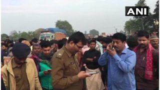 बिहार में भीषण सड़क हादसा, कार और ट्रैक्टर की टक्कर में 12 लोगों की मौत