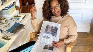 Trending News Today March 02, 2020: Oprah Winfrey's Stage Fall Makes Her Pull a Michelle Obama, Cracks up Fans With 'Meme' Comparison