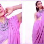 Rakul Preet Singh Makes Jaws Drop at Zee Cine Awards in Fusion Saree With Slit, Check Viral Pictures