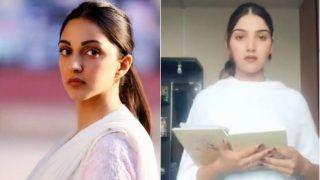 Kiara Advani's Doppelganger is Taking The Internet by Storm With Her Kabir Singh's TikTok Videos | Watch
