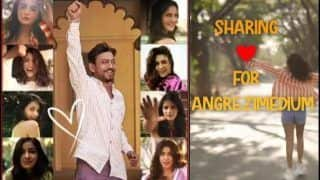 Angrezi Medium Song Kudi Nu Nachne De Song Out: Anushka Sharma, Katrina Kaif, Alia Bhatt, Janhvi Kapoor, Ananya Panday, Kriti Sanon, Kiara Advani And Radhika Madan Drop Apt Fun Song Ahead of Women's Day