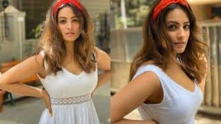 Television Hotness Anita Hassanandani Welcomes Summer in Breezy White Dress And we Are Smitten by Her Look