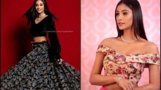 Miss India 2018 Anukreethy Vas Knows How to Twirl Her Way Into Fans Hearts, Pictures in Indo-Western Wear go Viral