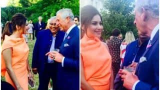 ब्रिटेन के राजकुमार चार्ल्स को भी कोरोना, सिंगर कनिका कपूर के साथ तस्वीर वायरल