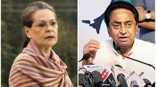 'Toed Party's Line': Kamal Nath Responds on Complaint to Sonia Gandhi For Supporting Ram Temple