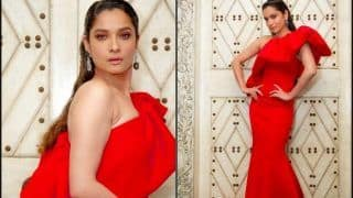 Ankita Lokhande Paints Zee Cine Awards 2020 Red With Her Hotness Quotient And THESE Pictures Are Proof!